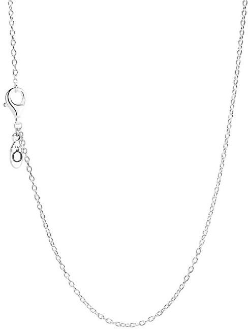 Pandora Jemný strieborný retiazka 590515-45