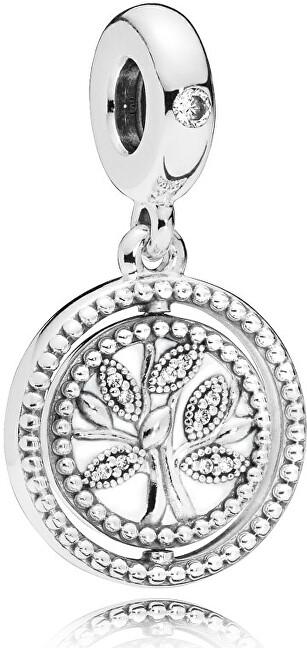 Pandora Stříbrný přívěsek Rodinny strom 797786CZ
