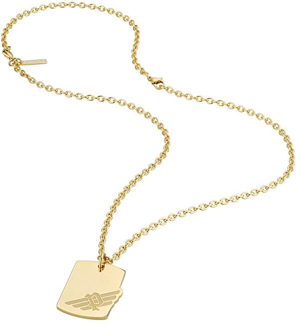 Police Dizajnový pánsky náhrdelník PJ26284PSG
