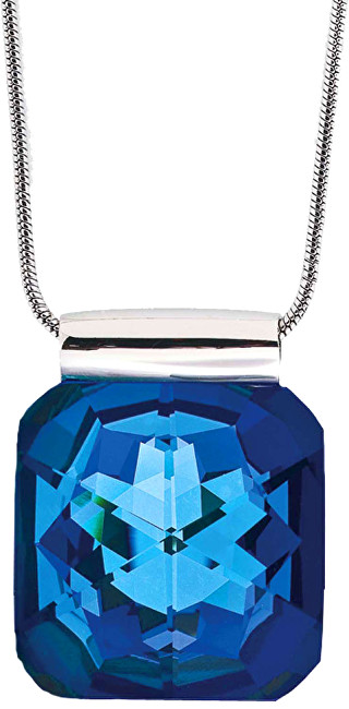 Preciosa Náhrdelník Bella Bermuda Blue 7448 46