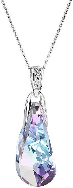 Preciosa Náhrdelník Crystal Beauty Vitrail Light 6800 43 (řetízek, přívěsek)
