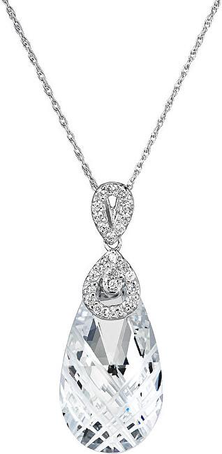 Fotografie Preciosa Náhrdelník Perfect Brilliance Crystal 6784 00