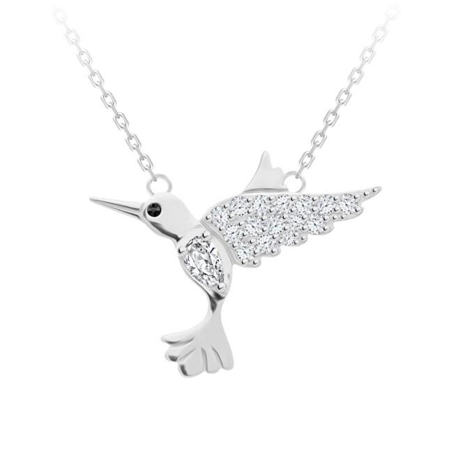 Preciosa Krásny náhrdelník Kolibrík Perfect Gem 5291 00