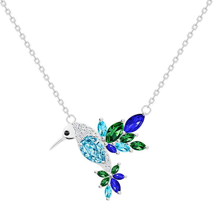 Preciosa Krásny náhrdelník Kolibrík Gentle Gem 5290 70