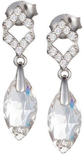 Preciosa Náušnice s krystaly Crystal Bud 6018 00