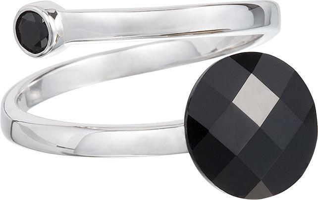 Preciosa Prsten Dark Style Black 6863 20