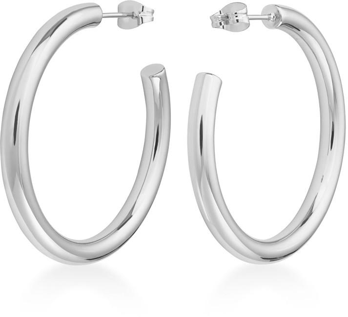 83ab45568 Rosefield Luxusné oceľové náušnice kruhy Iggy JCHBS-J083