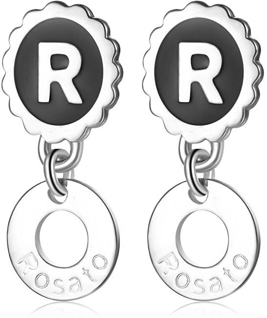 Rosato Stříbrné náušnice Orecchini REA02