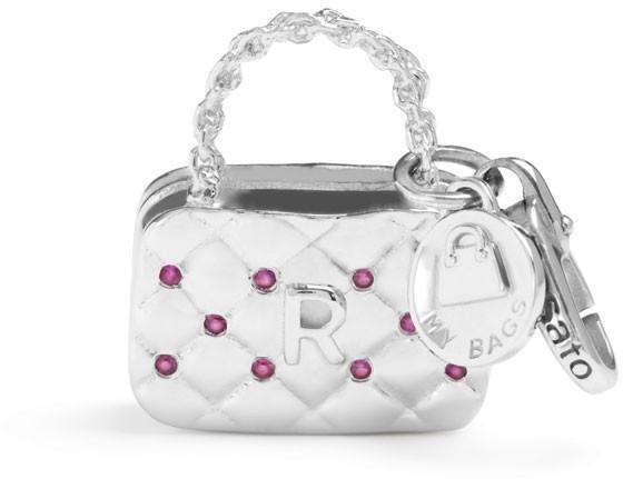Rosato Stříbrný přívěsek My Bags RBA012