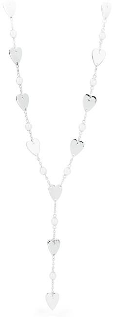 S`Agapõ Srdíčkový náhrdelník Affinity SAF01