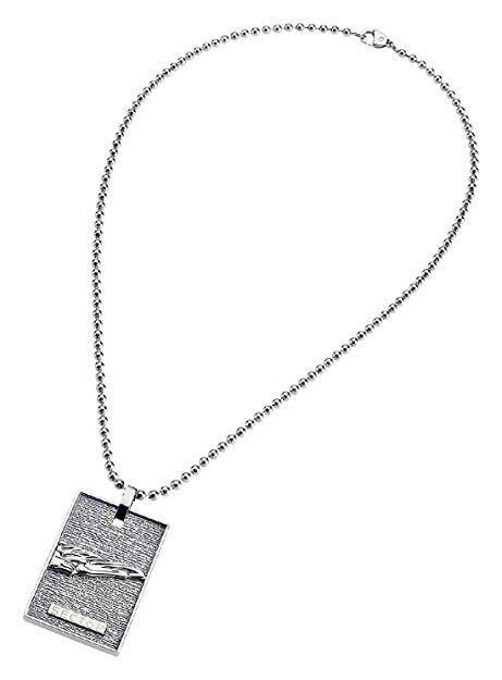 Sector Jewels Pánský ocelový náhrdelník Tech 0J03