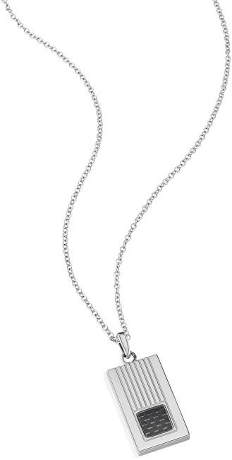 Sector Jewels Ocelový náhrdelník Energy SAFT15