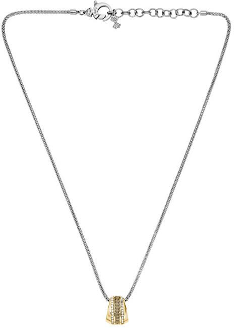 Skagen Náhrdelník so zlatým príveskom SKJ0205998