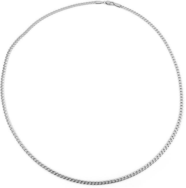Silvego Lanț de argint pentru bărbați Pancer TTT80GDN 60 cm