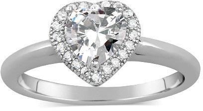 Silvego Stříbrný prsten s micro zirconia JJJR0103…