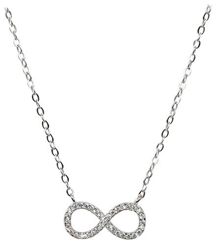 Selilya Silver Stříbrný náhrdelník SNJ02