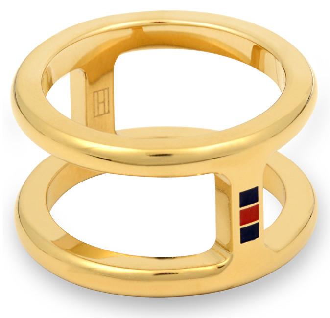 Fotografie Tommy Hilfiger Originální prsten z oceli TH2700522 56 mm