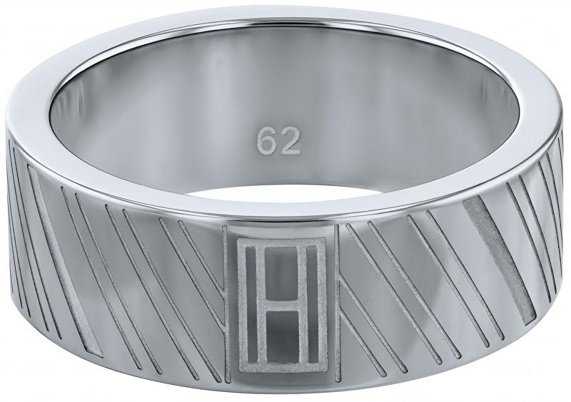 Tommy Hilfiger Inel din oțel pentru bărbați TH2701102 62 mm