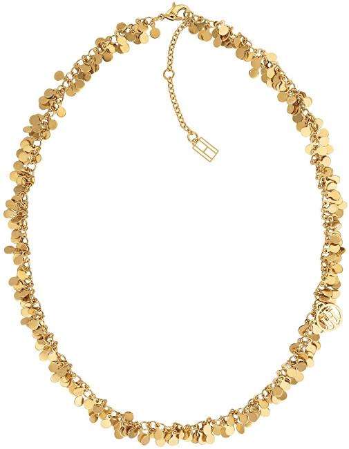 Tommy Hilfiger Colier de aur placat cu aur TH2780018