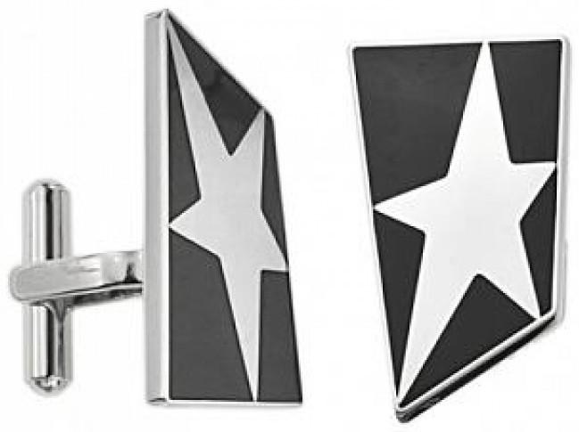 Thierry Mugler Hvězdné manžetové knoflíčky TH91009N