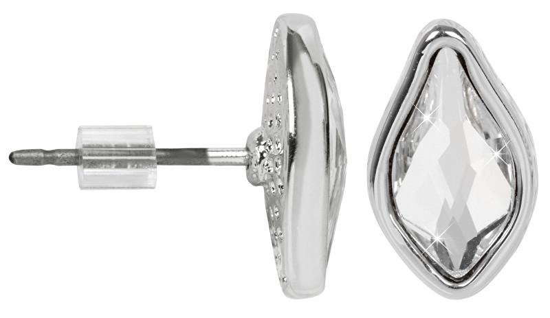 Troli Náušnice Flame Crystal