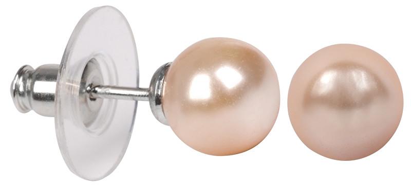 Troli Náušnice Pearl Peach