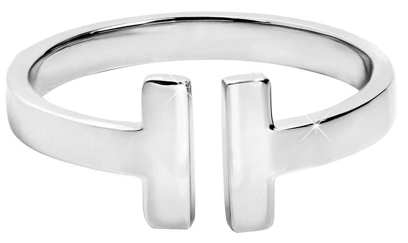 Troli ocelový prsten pro ženy 28 silver TO1854