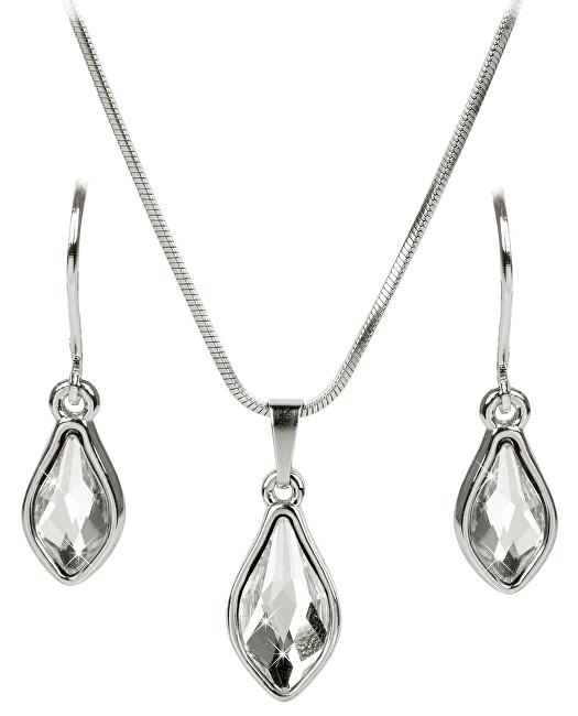 Troli Sada náušnic a náhrdelníku Flame Crystal