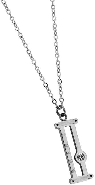 Tribal Dámský ocelový náhrdelník NSS552
