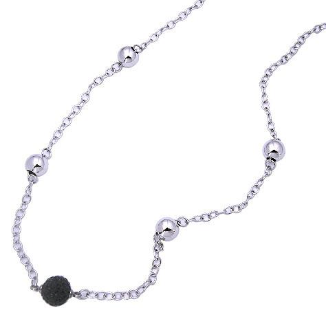 Tribal Ocelový náhrdelník NLM117