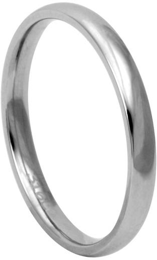 Tribal Snubní prsten GRSS15-SILVER 49 mm