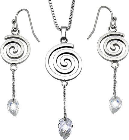 Tribal Souprava šperků SET079