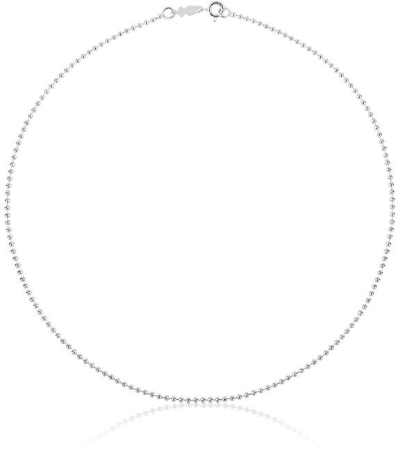 Tous Stříbrný kuličkový řetízek 311901280