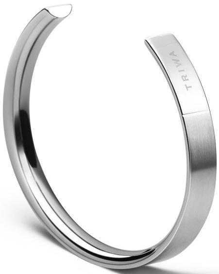 Triwa Pevný ocelový náramek ITEMST101 55 mm