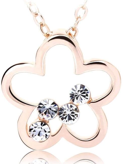 Vicca® Náhrdelník Mini Flower Gold OI_105044_gos