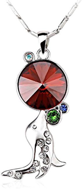 Vicca® Náhrdelník Seal Red OI_140616_red