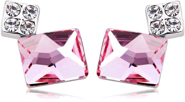 Vicca® Náušnice Shape Pink OI_405030_pink