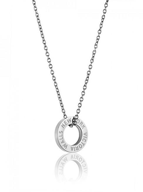 Victoria Walls Ocelový náhrdelník VN1054S