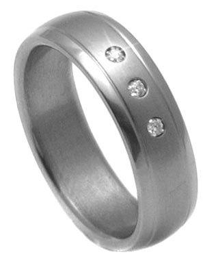 Zero Collection Snubní prsten TTN1603 62 mm