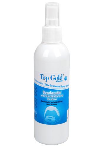 Chemek Deodorační antimikrobiální sprej do obuvi 150 g