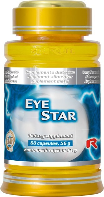 Starlife EYE STAR 60 kapsúl
