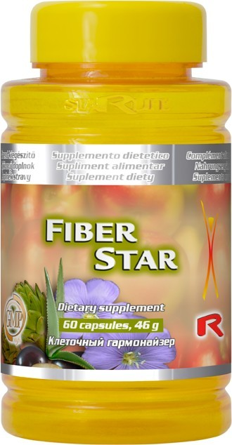 STARLIFE FIBER STAR 60 tbl.