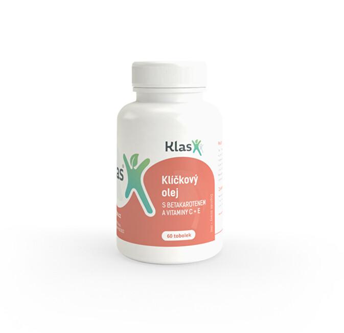 Zobrazit detail výrobku Klas Klíčkový olej s vitamíny A, C, E, 60 tablet