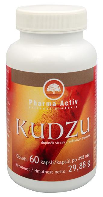 Zobrazit detail výrobku Pharma Activ Kudzu 60 kapslí