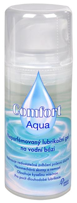 Lubrikační gel Comfort Aqua neparfémovaný 100 ml