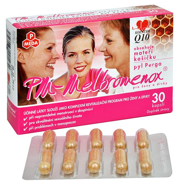 Zobrazit detail výrobku Purus Meda PM Melbromenox 30 kapslí