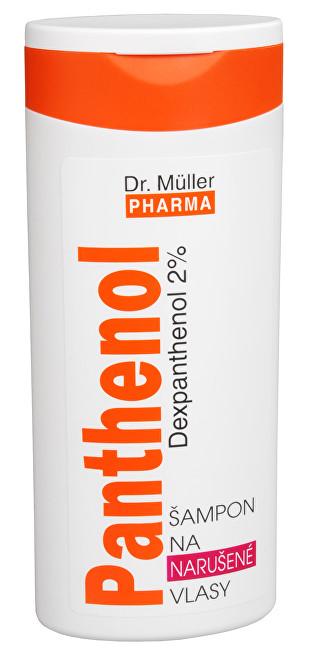 Zobrazit detail výrobku Dr. Muller Panthenol šampon na narušené vlasy 250 ml