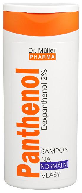 Zobrazit detail výrobku Dr. Muller Panthenol šampon pro normální vlasy 250 ml