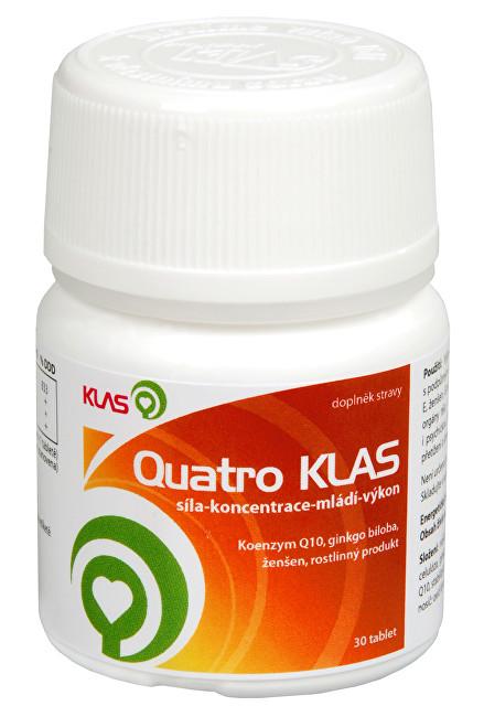 Zobrazit detail výrobku Klas Quatro Klas 30 tbl.