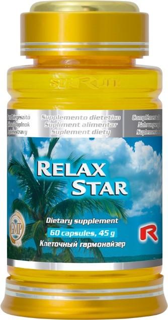 Starlife RELAX STAR 60 kapsúl